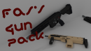 Fas's Gun Pack