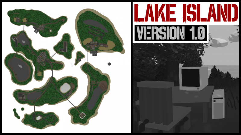 Lake Island Mods For Unturned On Steam