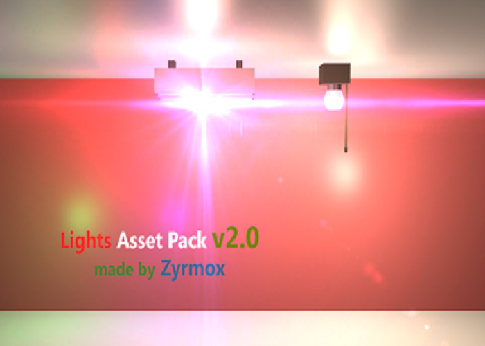 Lights Asset Pack v2