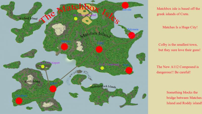 Matchbox Isle V7 3 Mods For Unturned On Steam