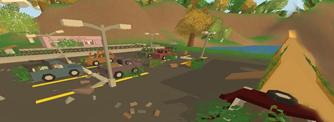 Unturned Usa Map