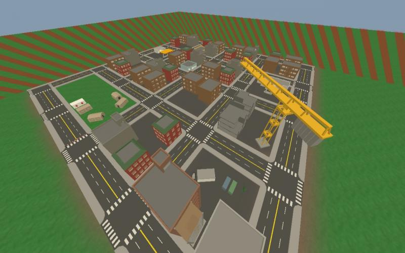 The City 0.3 Alpha