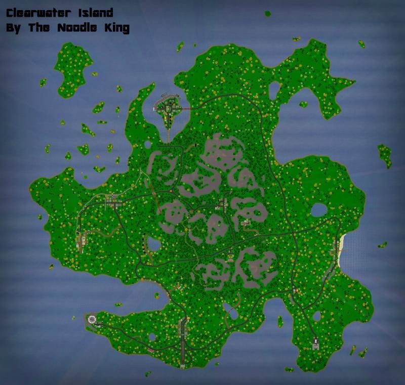 Clear Water Island 0.1