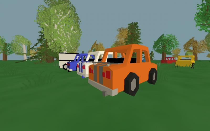 More Vehicles Mod
