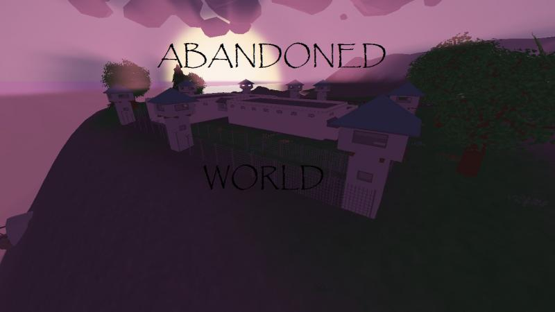 Abandoned World (WIP) v0.0.3