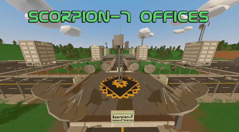 [Arena]Scorpion-7 Offices