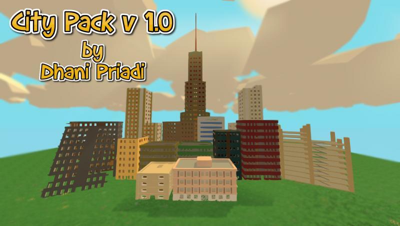 City Pack v 1.0