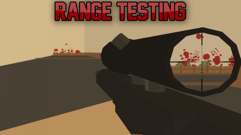 Gun Testing Facility