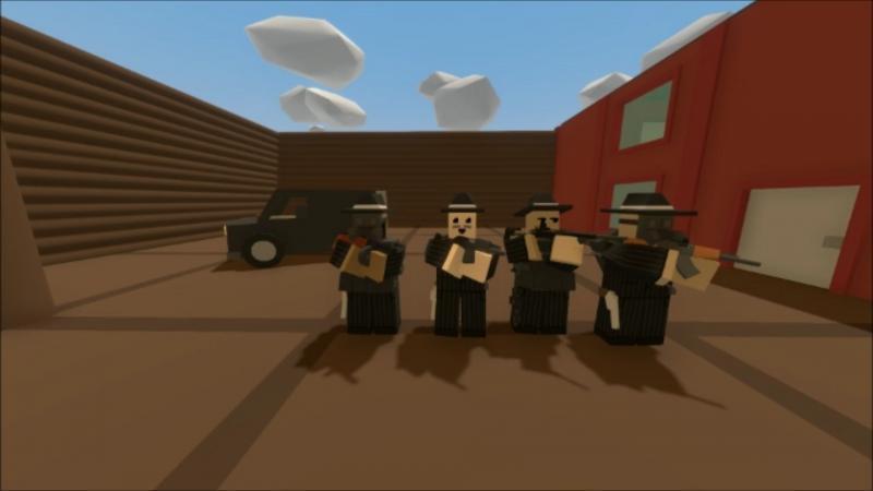 Mafia Hei$t Minigame | 🎩💰vs🚨