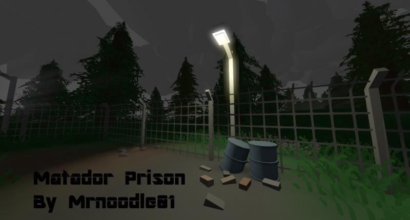Matador Prison 0.2 PVP