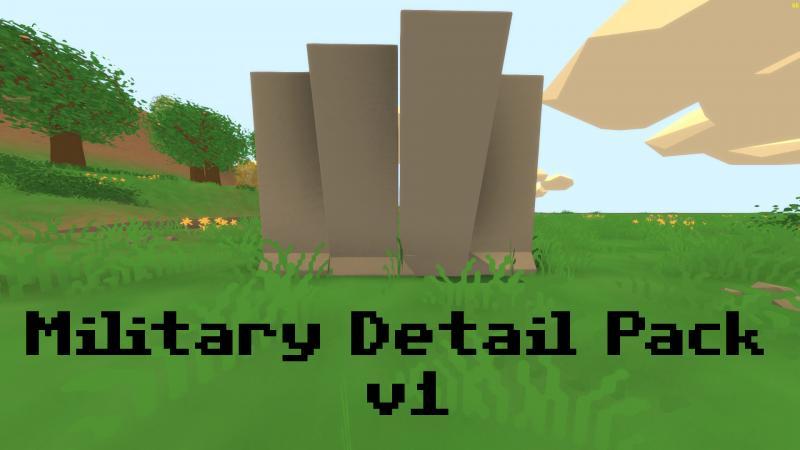 Military Detail Pack v1.1
