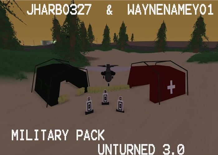 Military Pack v1.0