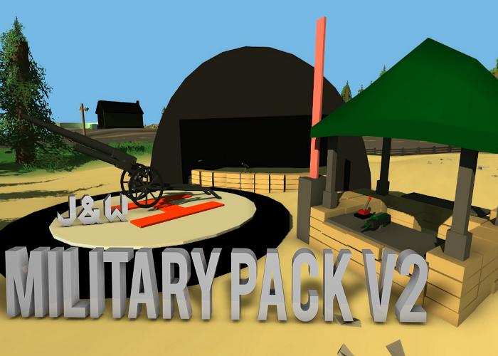 Military Pack v2.0