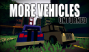 More Vehicles Mod
