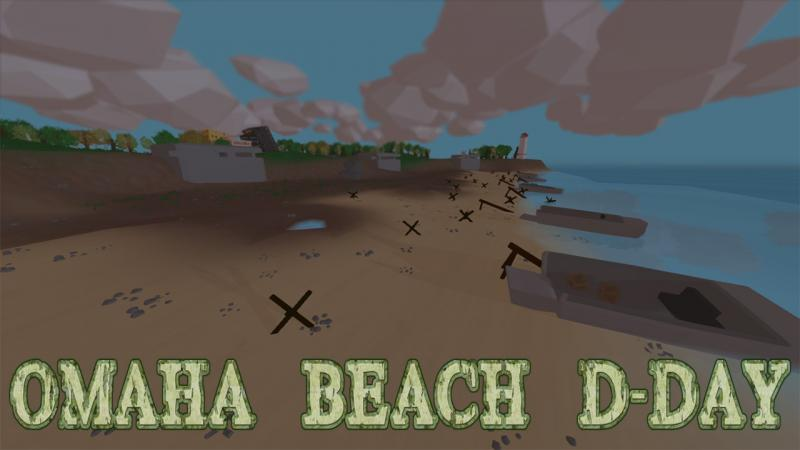 Omaha Beach D-Day