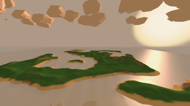 PEI Height Map