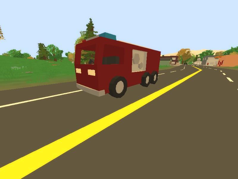 Super Fire Truck