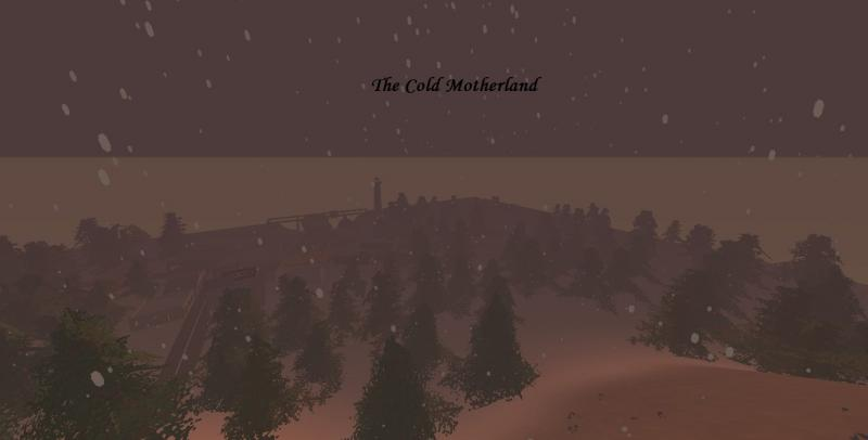 The Cold Motherland v1.0