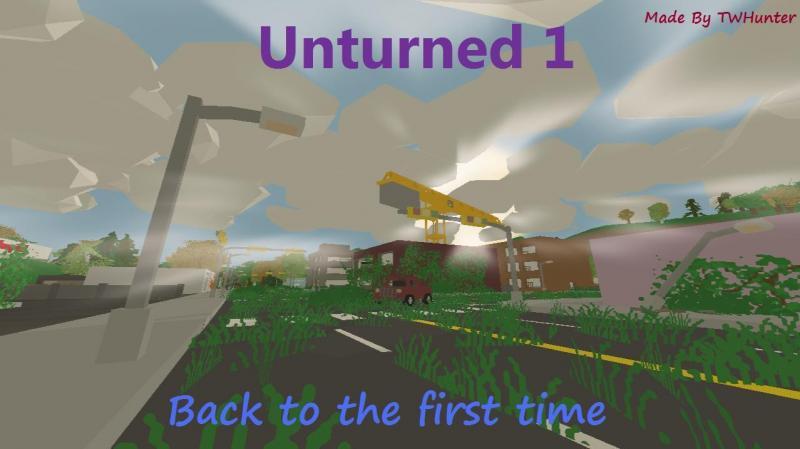 Unturned 1 (V1)