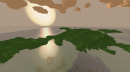 Volcano Height Map