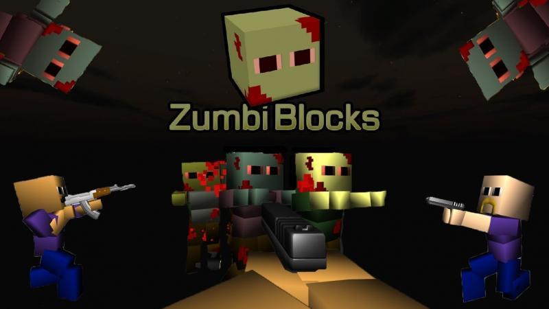 Zumbi Blocks Map Horde