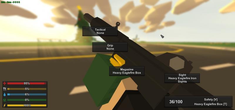 Maccas Gun Mod