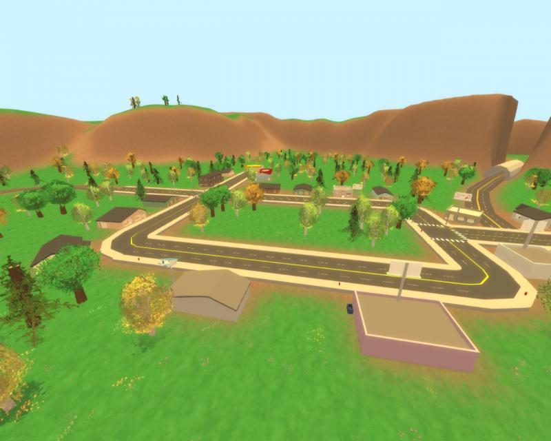 Nakira - Unturned 3.0 Map