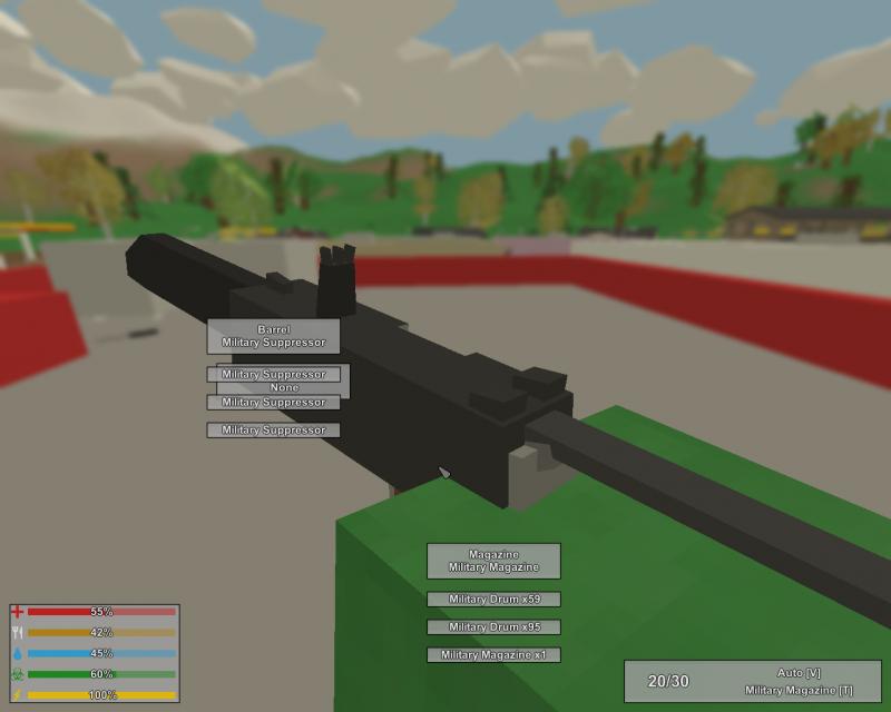 UZI Gun